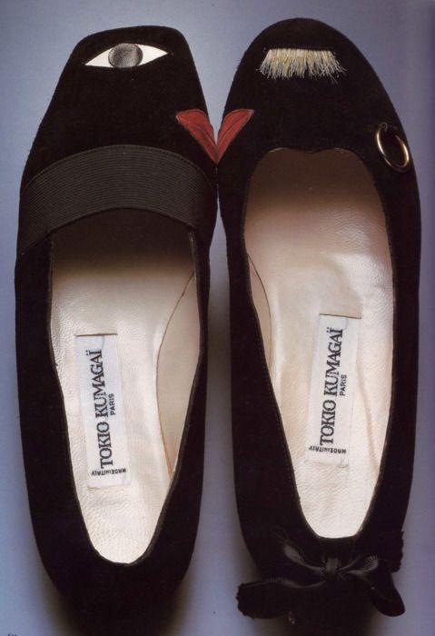 0a86aa3776fcb Tokio Kumagai | Update/DIY | Shoes, Vintage shoes, Contemporary fashion