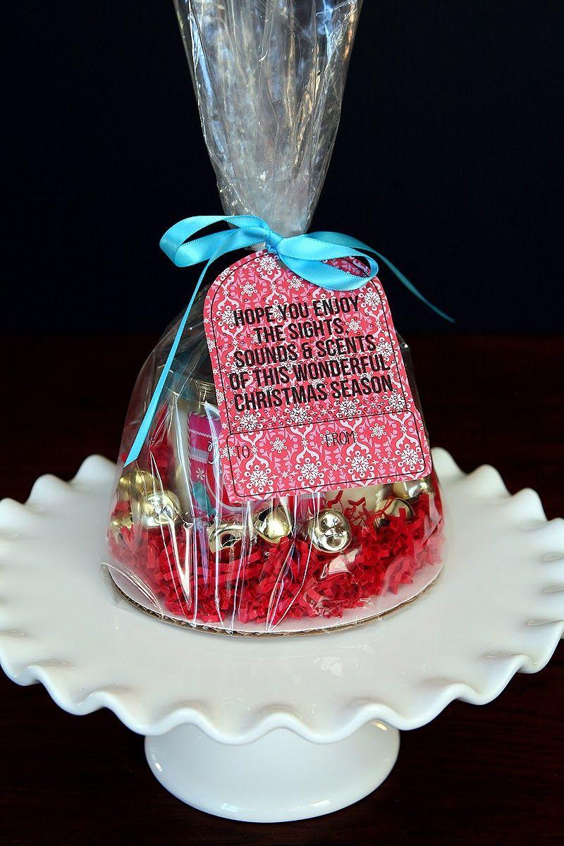 Gift Bag Idea + Free Printable Tag