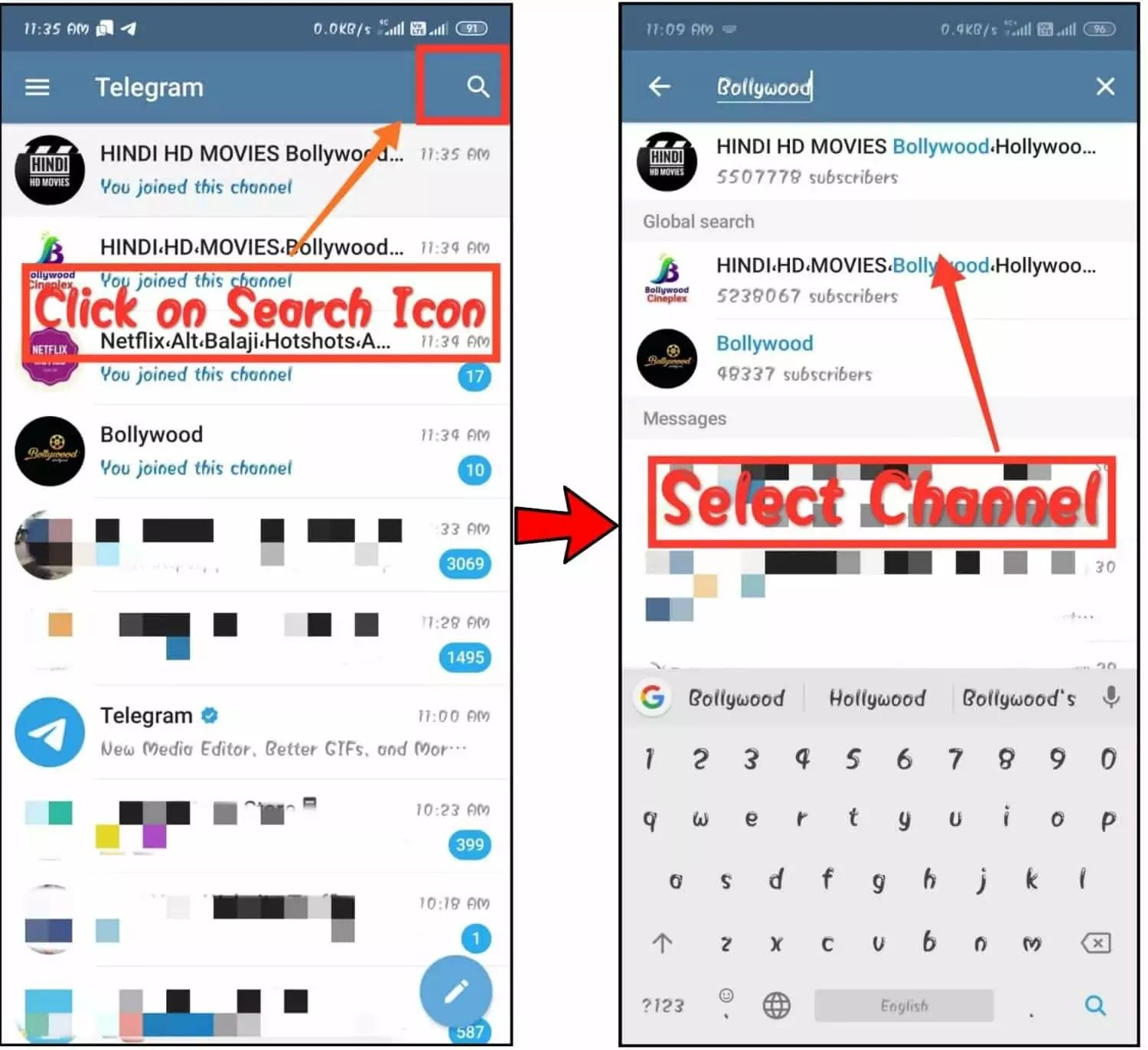 How To Download Movies From Telegram Secret Tips in 20 ...