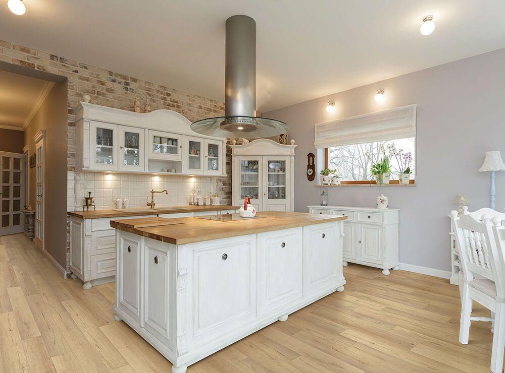 Calypso Oak | Country kitchen designs, Tuscany kitchen ...