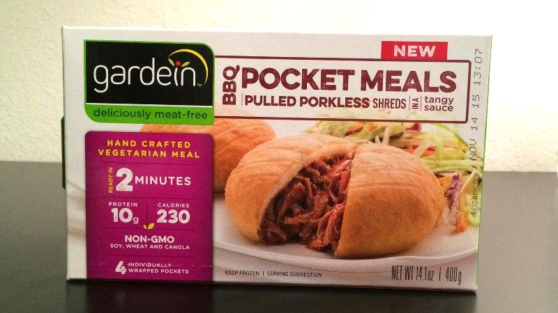BBQ Pulled Porkless Pocket Meal Food, Meals, Food recipes