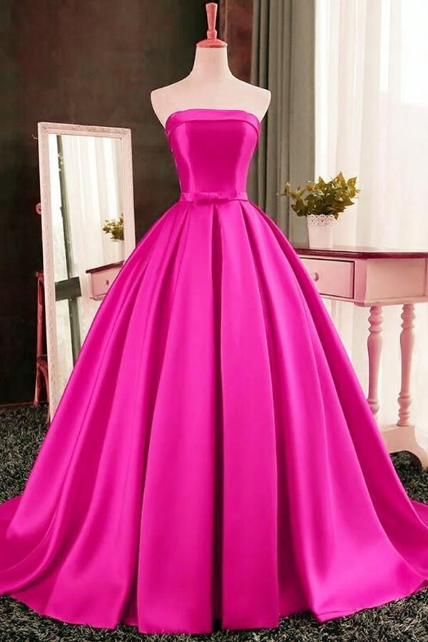 Princess Style Prom Dress, Prom Dresses, Party Gown, Graduation ...