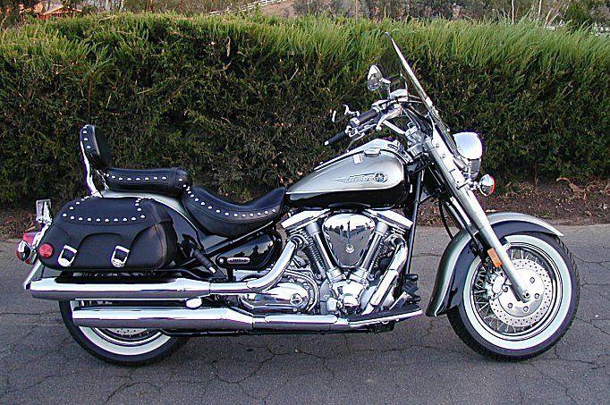 Yamaha Road Star Silverado Silver Edition Specs