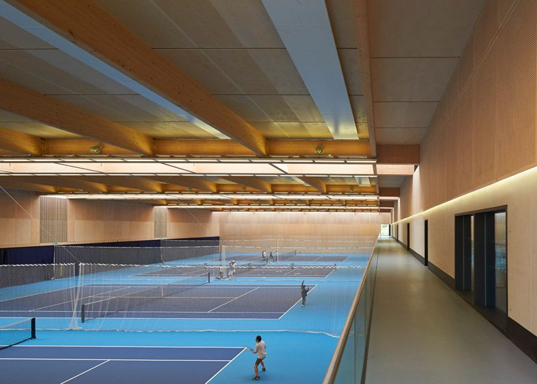 Stanton Williams converts Olympic training venue into