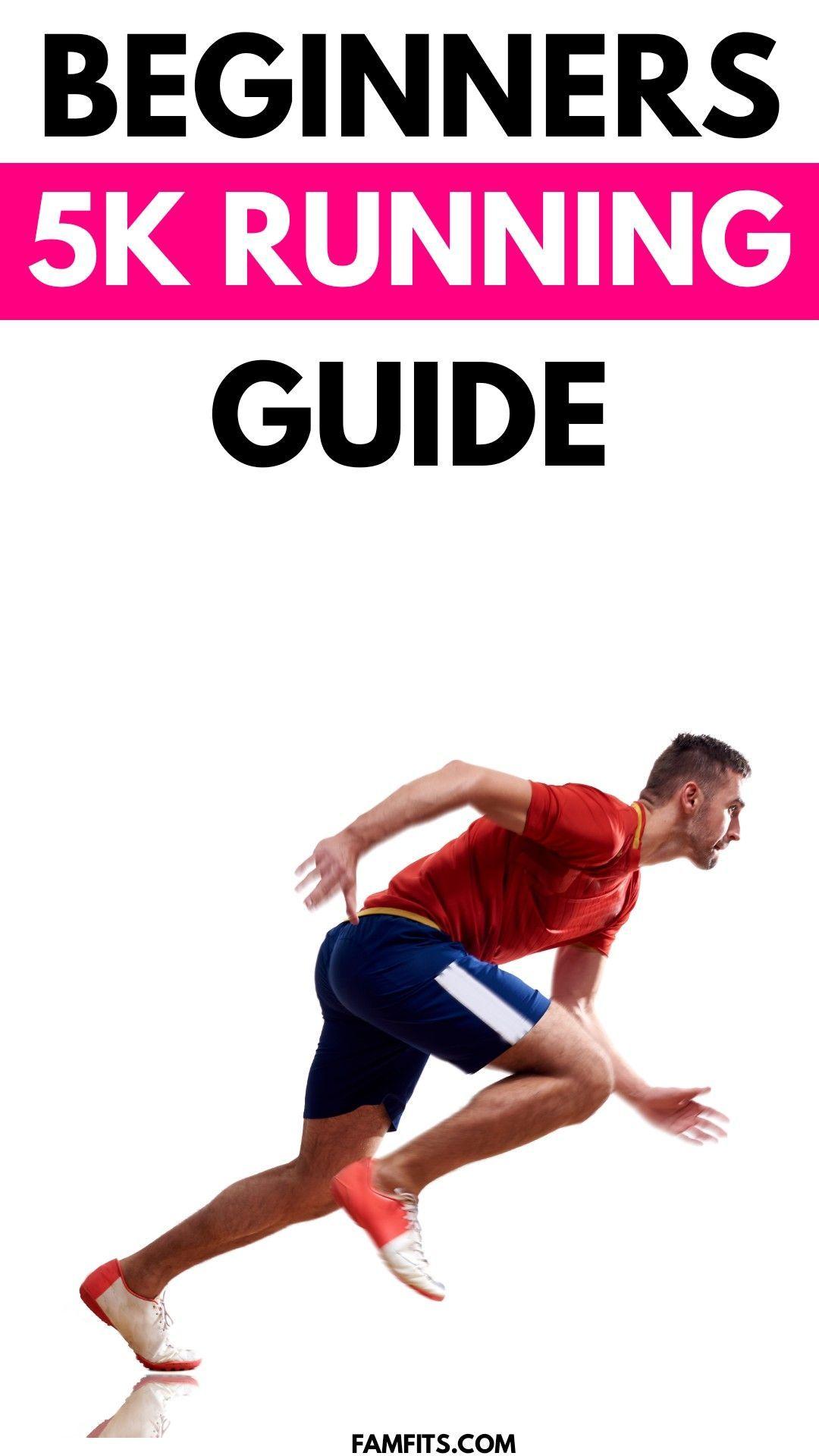 Beginners 5k Running Guide In