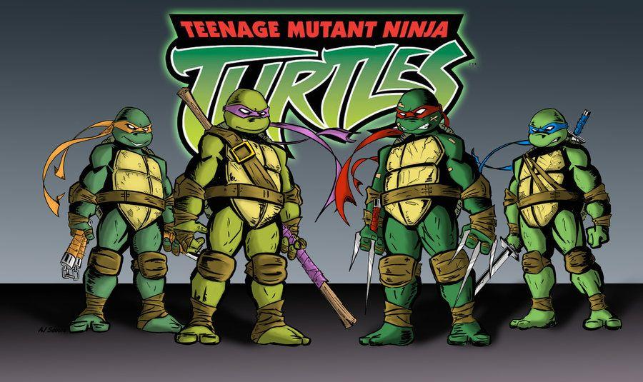 Tmnt Deviantart Tmnt Colors By Bdixonarts On Deviantart Ninja Turtles Ninja Turtles Pictures Tmnt