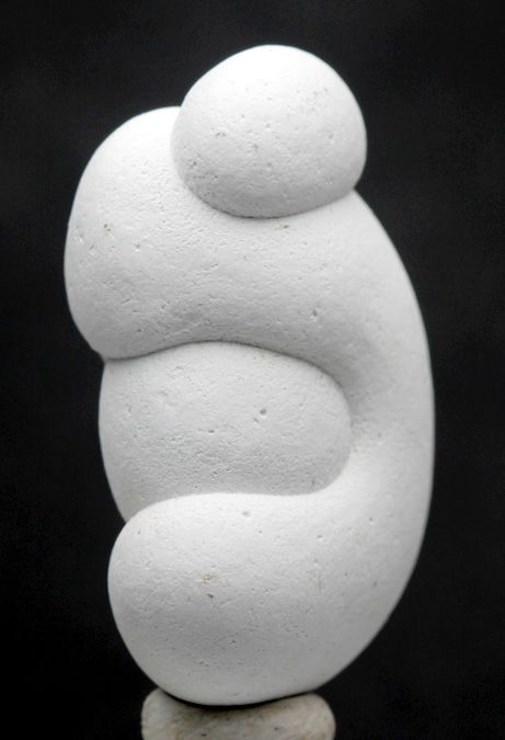 Menalite Goddess Fairy Stone Clay Concretion Natural Sculpture Mineral Specimen Mineral Specimen Clay Sculpture