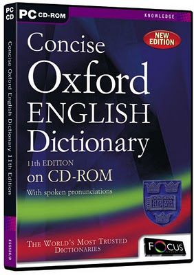 Free Download MSDict Concise Oxford English Dictionary and Thesaurus