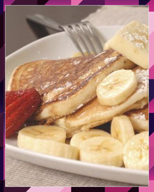 Tortitas de proteínas de armas secretas: el ingenioso desayuno de poder de los gurús del fitness #ar...