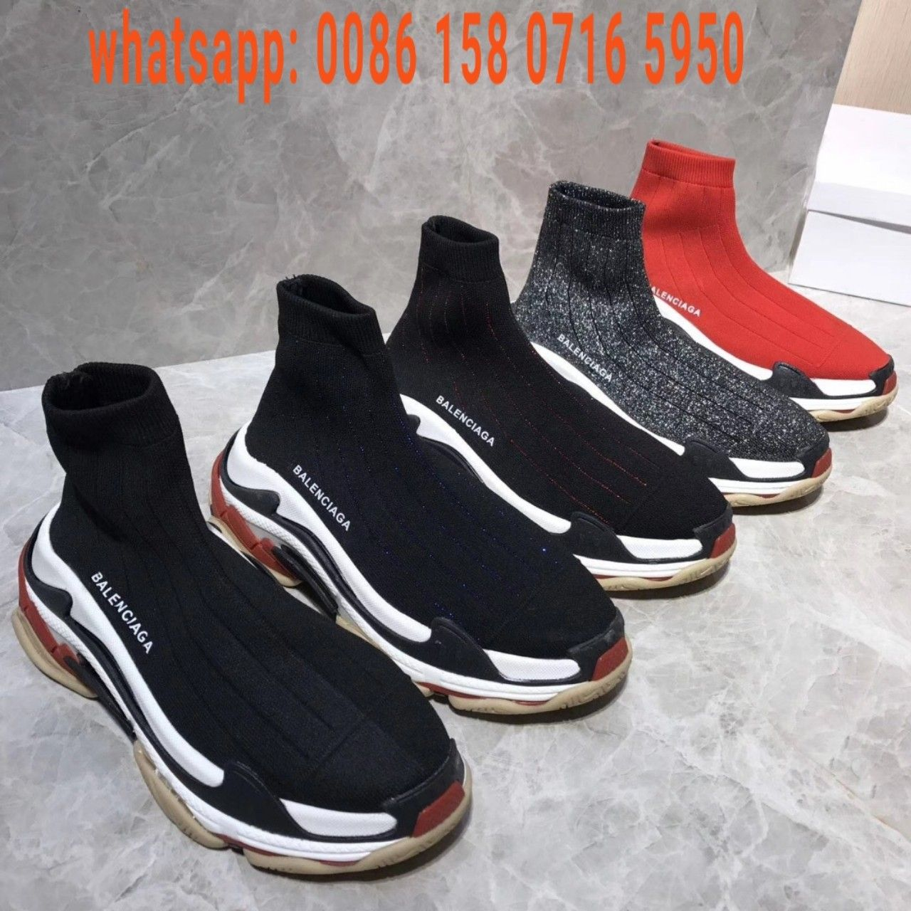 When With Balenciaga To Contact please You Sneakers Buy Want Me xwOwXv