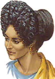Example Of Roman Hairstyle Roman Hairstyles Hairstyle Hair Styles