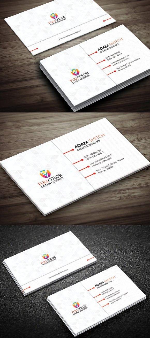 Clean Bersih Business Card Business Card Business Cards