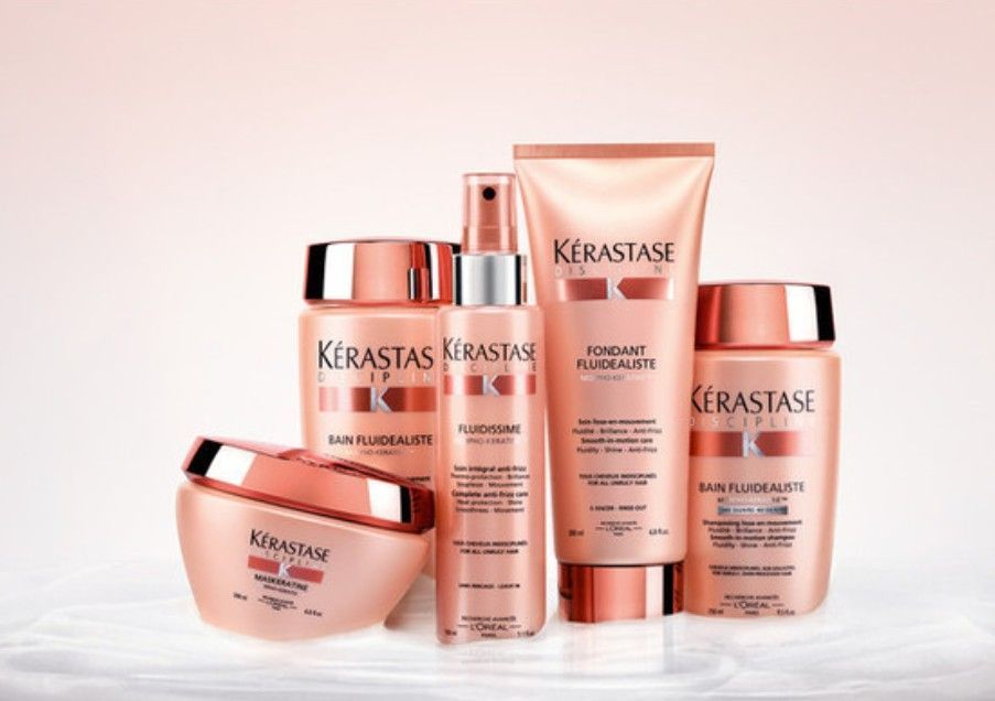 CURRENT OBSESSION: KÉRASTASE PARIS DISCIPLINE #brazilianstraightening I have naturally curly hair, and while I often voice envy over others' wash-and-go waves or I-woke-up-like-this stick-straight strands, in reality, I would never want to give up my God-given ringlets—they've been a part of my identity for nearly three decades. It's why I've stayed clear of treatments such as Japanese and Brazilian straightening that threaten to alter my innate texture..... #brazilianstraightening CURRENT