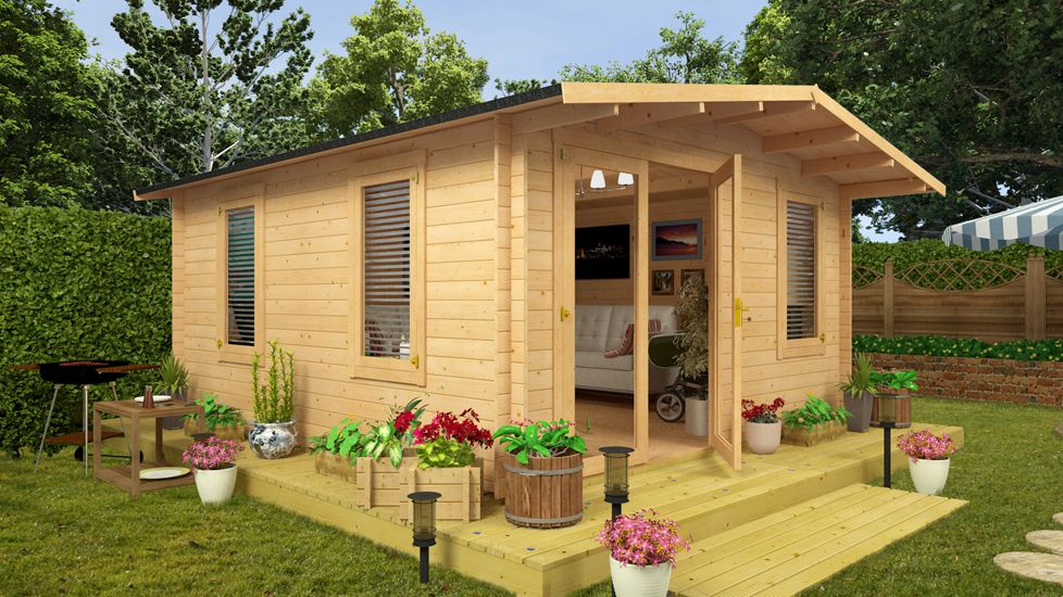 Man Cave Woman Shed : The she sheds to inspire