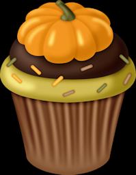 Lkd Givingthanksts Cupcake3 Png Guloseimas Desenho Cozinha E