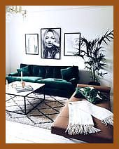 15 Trendy Velvet Sofas For A Refined Touch 15 Trendy Velvet Sofas Which For A Refined Touch  Velvet is the trend this year and very soon it will be on all the fashionista...