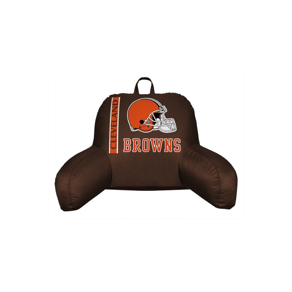 Cleveland Browns Bed Rest Pillow  c28e07ac3