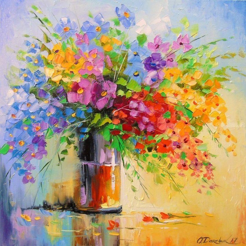 Oil Painting Sunset Oilpaintingfilter Id 4897744067