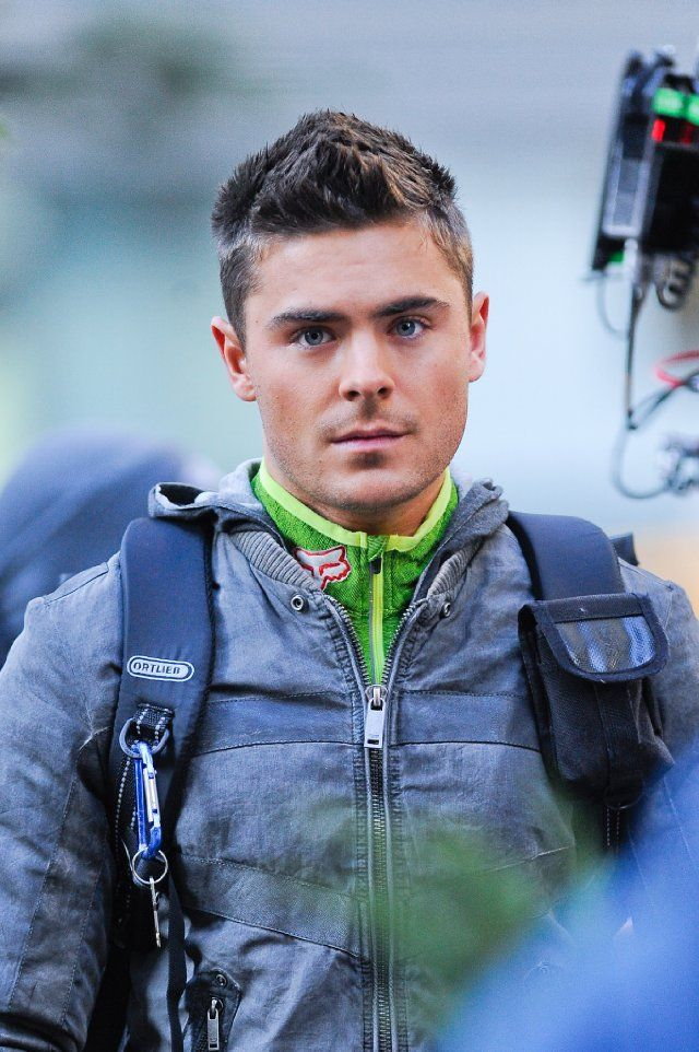 Growing up has done wonders to you Zac Efron