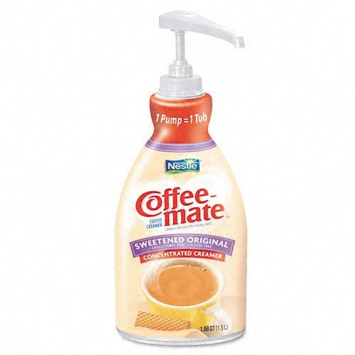 Nestle Coffee Mate Liquid Coffee Creamer Pump Dispenser