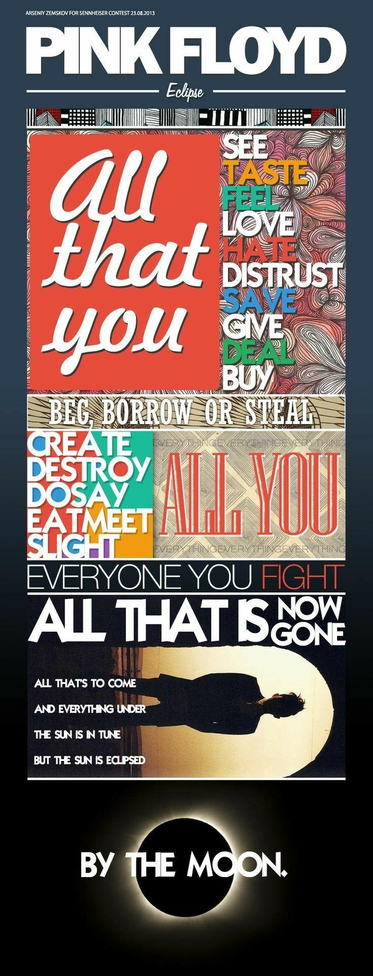 Pin by Lito Mazzetti on ! Pink Floyd Pink floyd lyrics