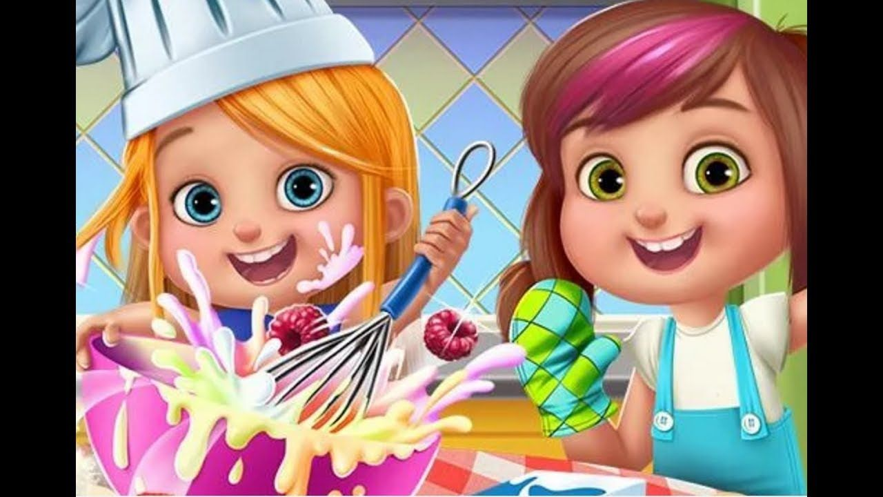 Fun Cooking Games For Kids Chef Kids Cook Yummy Food Play
