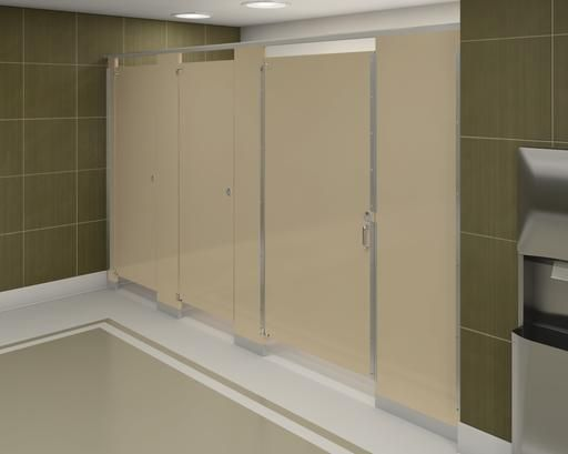 Commercial Bathroom Partitions Property an ada single occupant partition bathroom should allow the guest