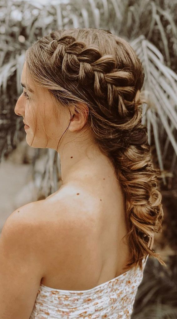 easy braided hairstyles, braided hairstyles for short hair, braided hairstyles, …