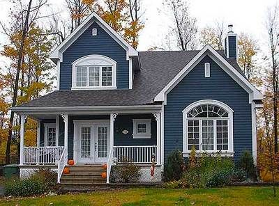 Plan 21370dr Attractive Country With Options Homes