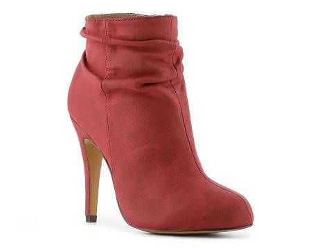 This bootie is named after me... The Mandie... I couldn't NOT order it, right? So cute.
