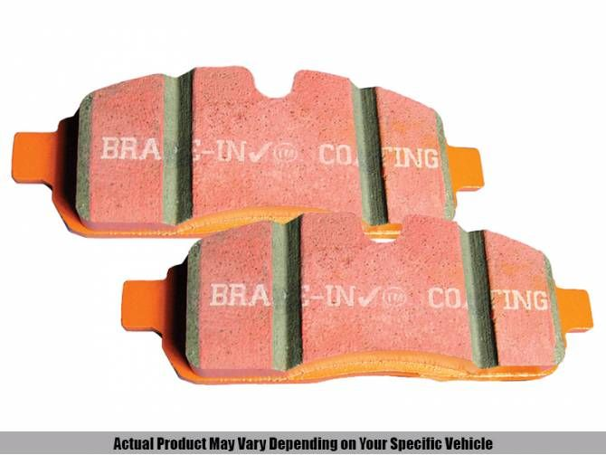 EBC Brakes ED91304 Brake Pad