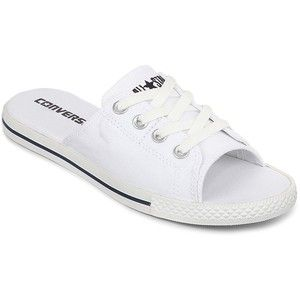 ca69a2296f02 Converse Chuck Taylor Cutaway Slip-On Sandals - Polyvore