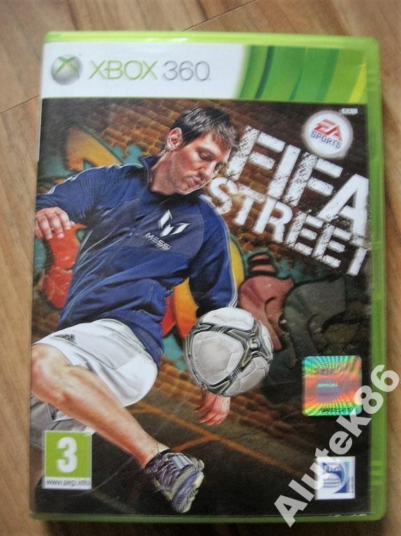 Gra Fifa Street Xbox 360 Ea Sports Idealny Ang Fifa Games Fifa Xbox 360 Fifa