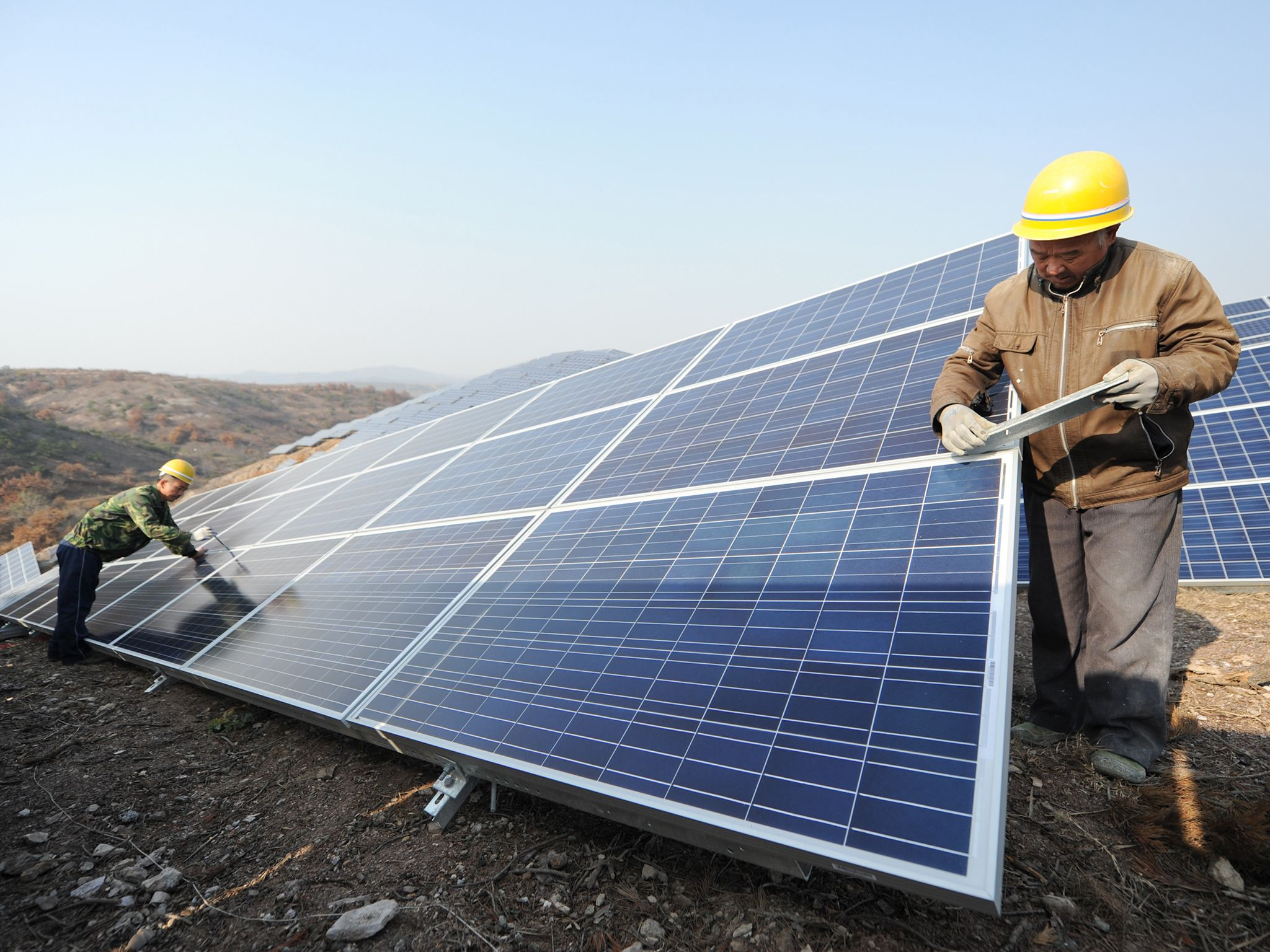 Why energy may soon be free thanks to solar, wind, storage