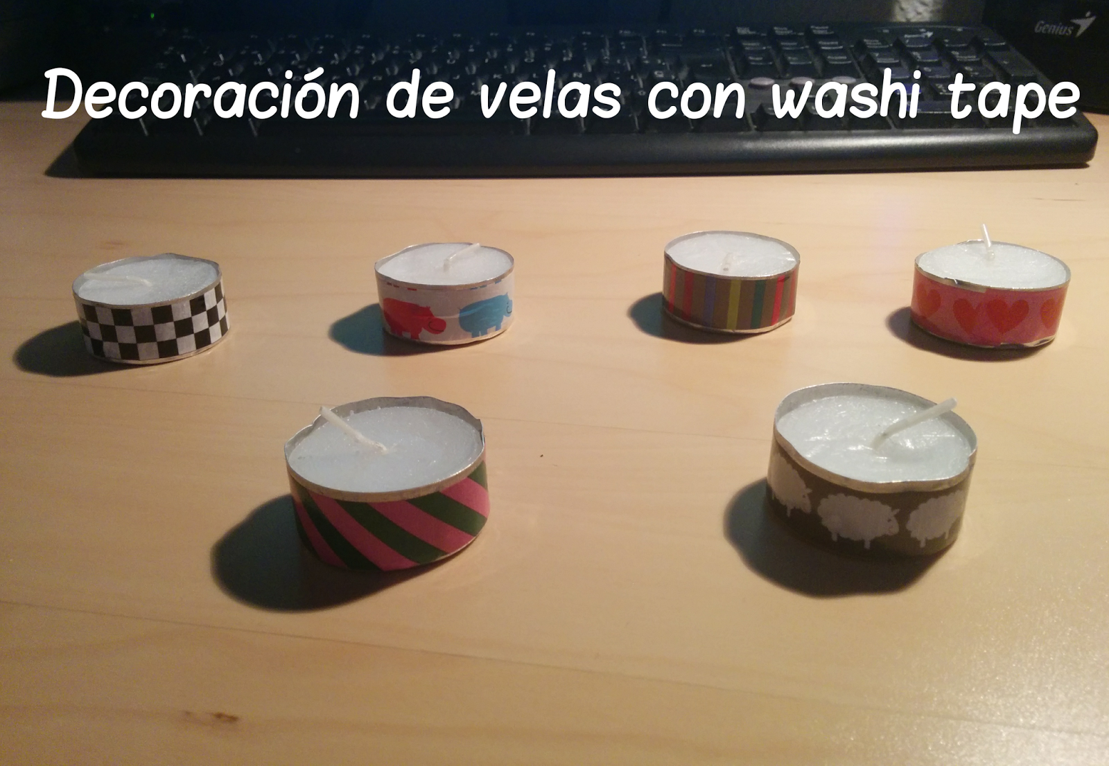 Ideas Para Decorar Con Washi Tape Decoración De Velas Con Washi Tape Candles Decoration
