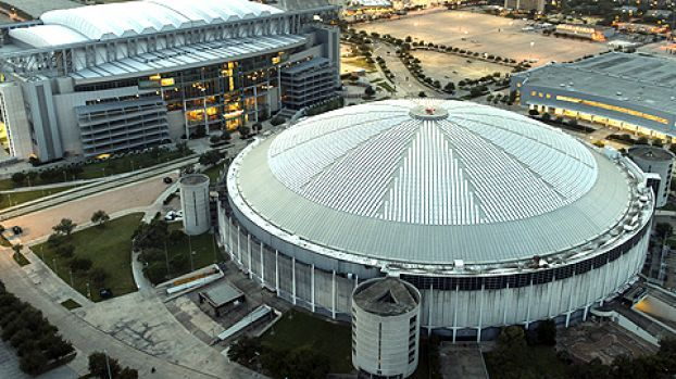 Four Recognizable Sections Of Astrodome To Be Destroyed In Days Wonders Of The World Historic Structures Nrg Stadium