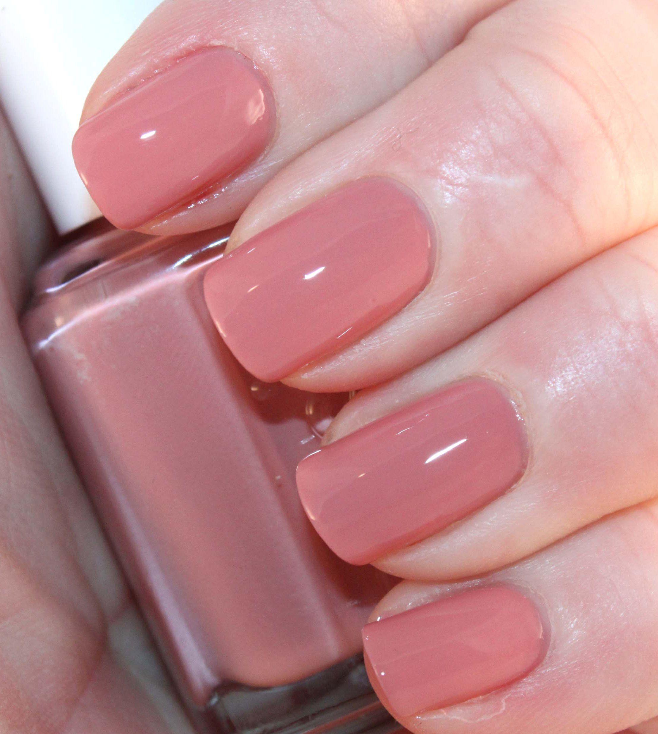 Nail Polish Colors Essie: Essie Fondola Gondola. Very Pretty Spring/summer Pick.