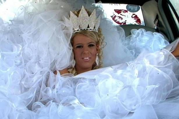 Fat Gypsy Wedding Dress