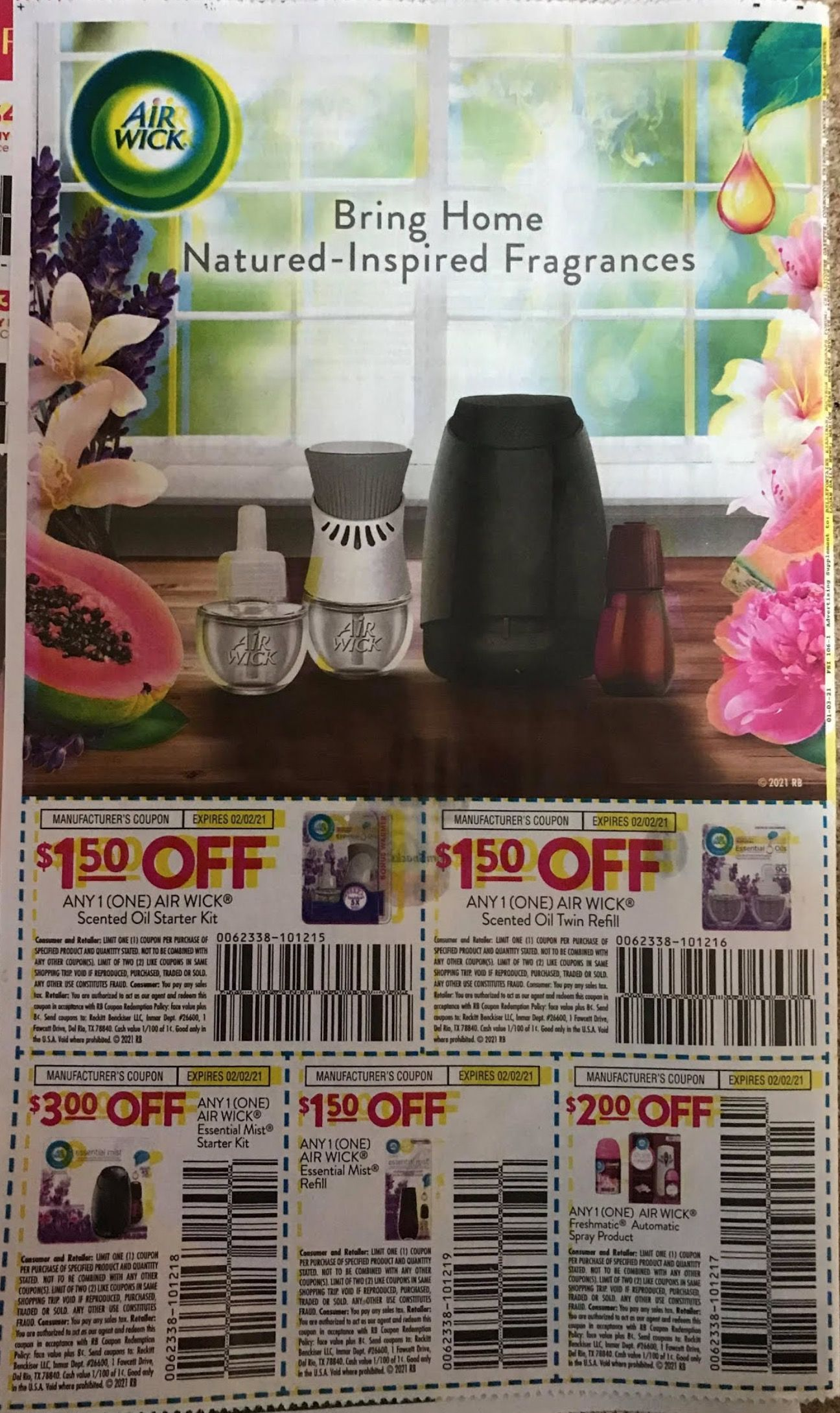 Sunday Coupon Preview 1 3 21 4 Inserts Expected In 2021 Sunday Coupons Sunday Paper Coupons Print Coupons
