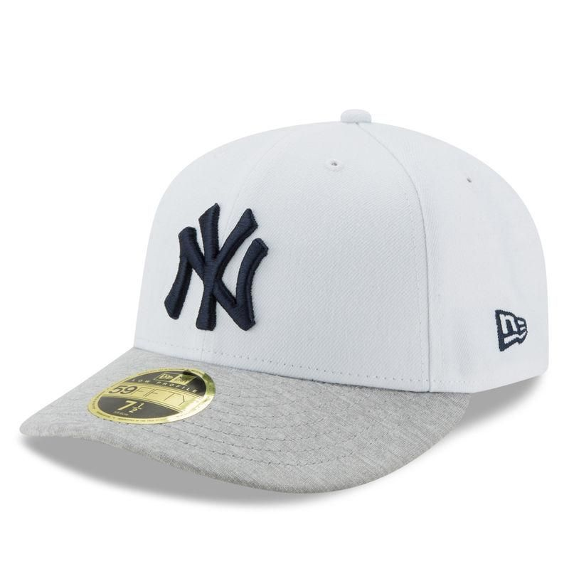 b0f1880a4ee New York Yankees New Era Tech Sweep Low Profile 59FIFTY Fitted Hat ...