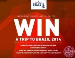 Win FIFA 2014 World Tickets