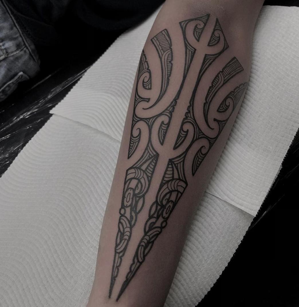 Maori Tapu: Traditional Maori Ta Moko Tattoo By Manawa Tapu