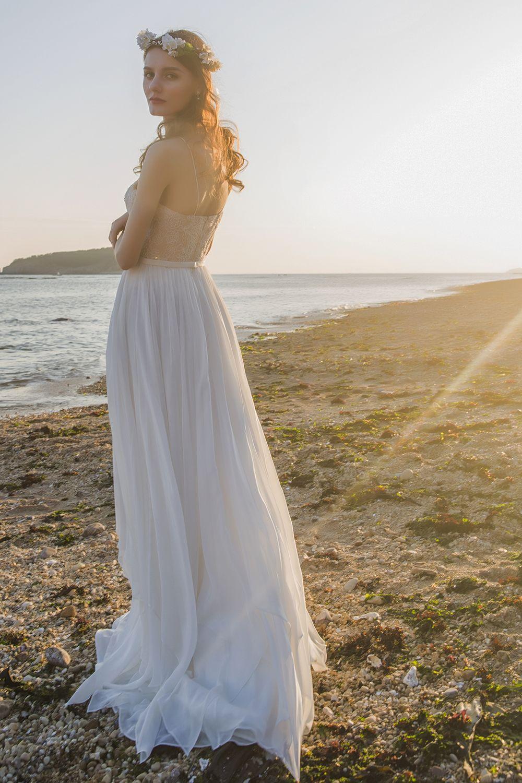 Carefree. Chic. #boho #bride #chicnostalgiabridal.com