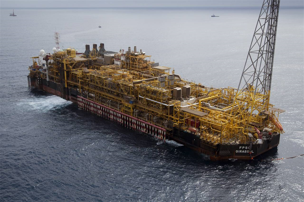 The Girassol FPSO - Oilpro
