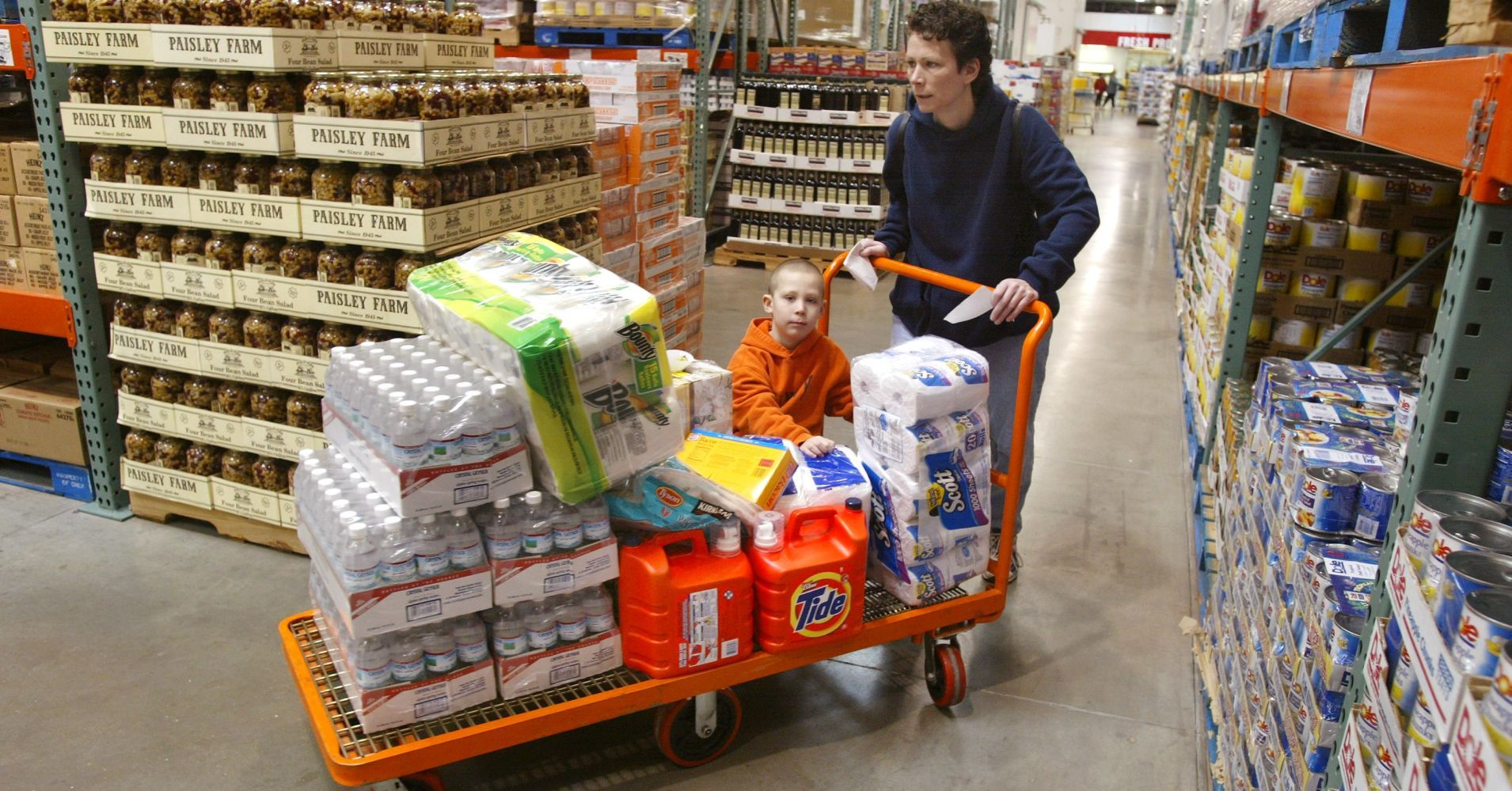 Don't buy these 8 foods at Costco, experts say (With
