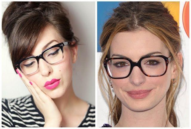 Alana Baggioto: Truques de Maquiagem para quem usa Óculos!