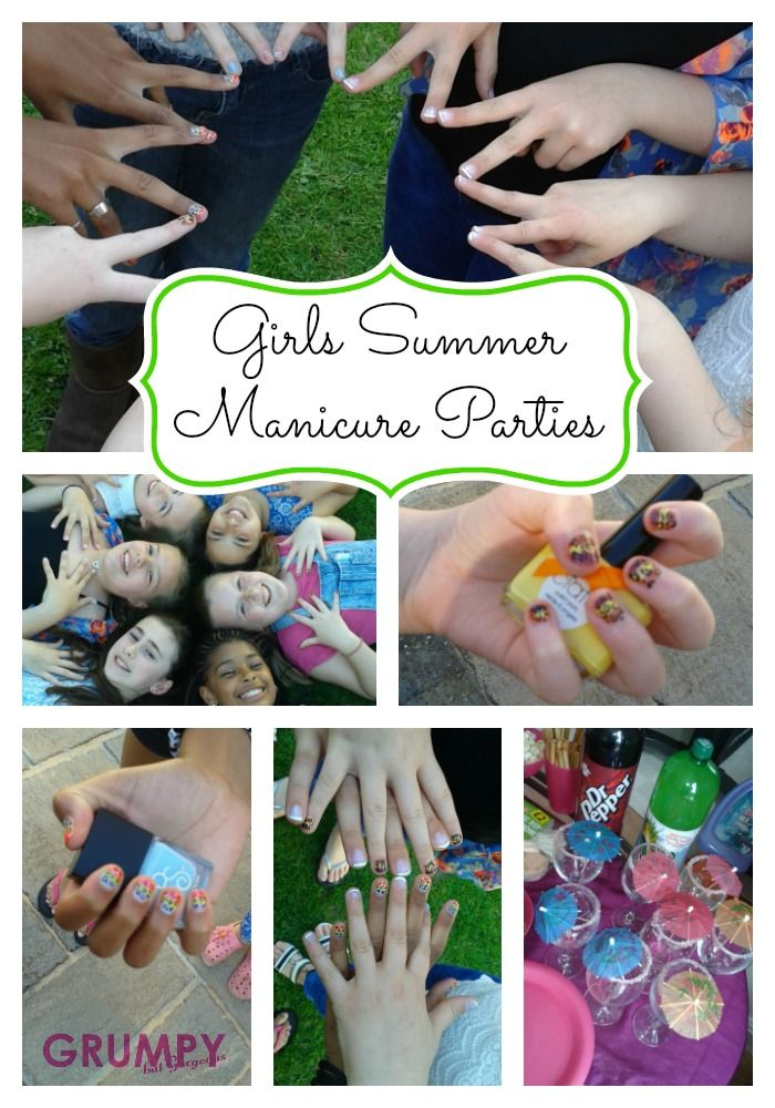 Summer Themed Beauty Pamper Spa Parties For Kids And Teenagers For - Childrens birthday party ideas in london