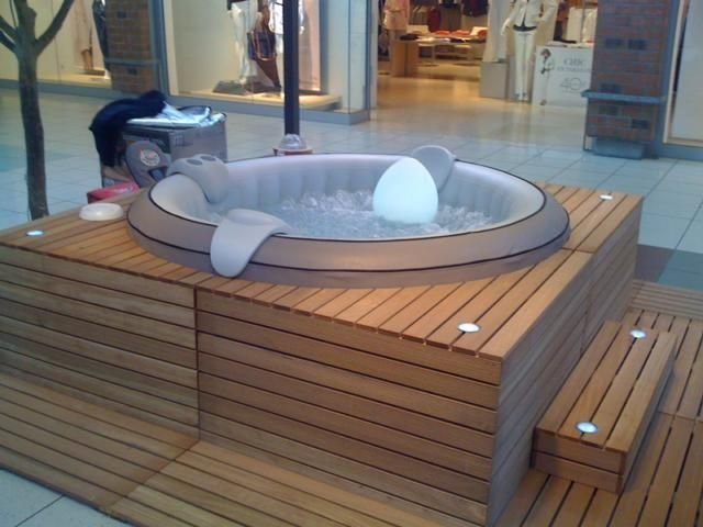 spa intex jacuzzi gonflable
