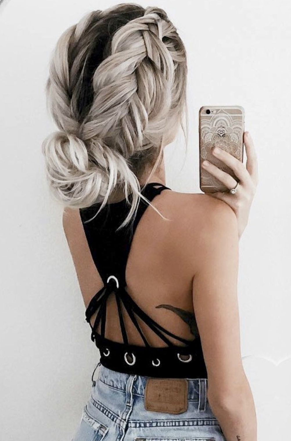 Pin by cadence dillistone on hairstyles pinterest hair styles