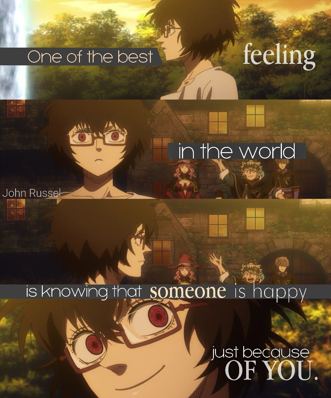 Meaningful Anime Quotes About Life